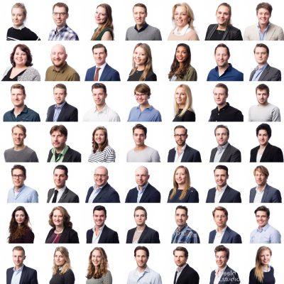 49 zakelijke portretten
