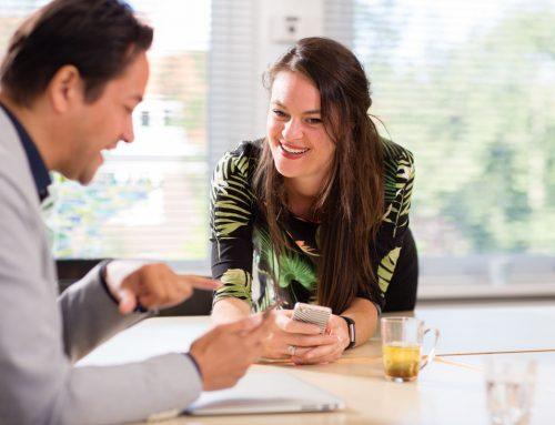 Bedrijfsreportage voor een organisatieadviesbureau
