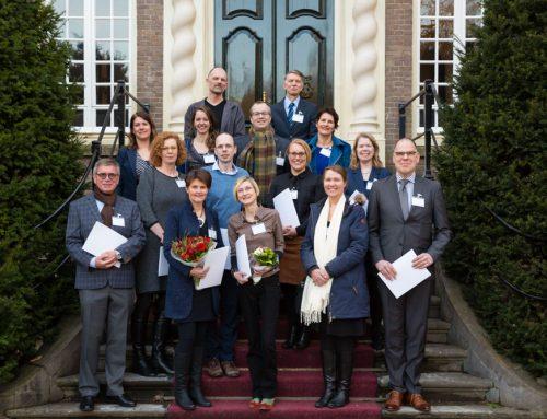 Evenement: Uitreiking getuigschriften Open Universiteit